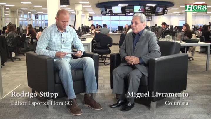 """Miguel Livramento: """"Se eu fosse treinador de futebol, meu estilo de vestir seria o do Zagallo"""""""