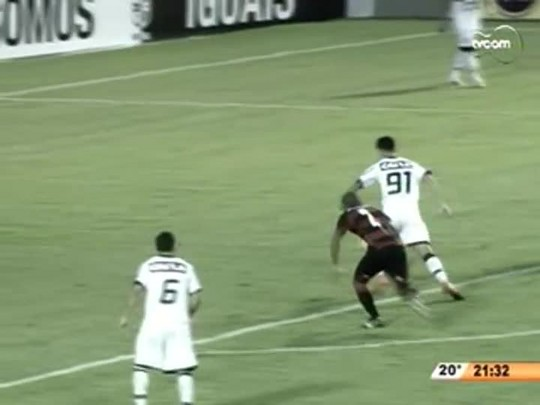 Bate Bola - Figueirense 5 Jogos sem Perder - 1ºBloco - 24.08.14