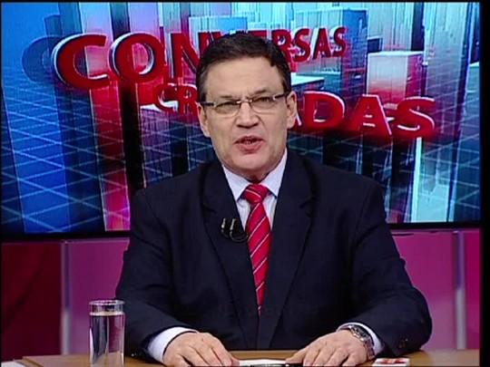 Conversas Cruzadas - Eleições 2014: os deputados federais campeões de voto - Bloco 1 - 10/10/2014