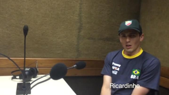 Veja entrevista com o craque do futebol para cegos, Ricardinho