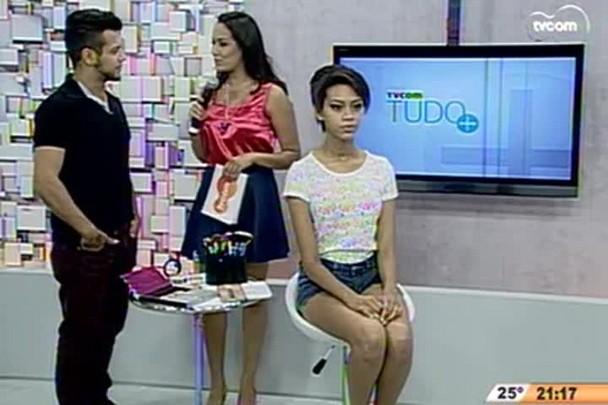 TVCOM Tudo+ - Truques de maquiagem para disfarçar imperfeições - 11.12.14
