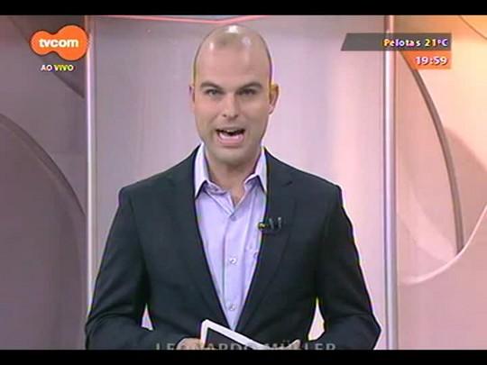 TVCOM 20 Horas - A pauta dos deputados na Assembleia Legislativa com Vanessa da Rocha - 16/12/2014
