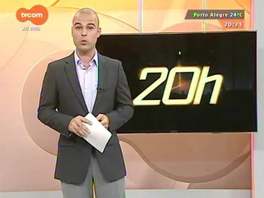 TVCOM 20 Horas - Começa domingo o vestibular da Ufrgs. Quase 40 mil inscritos disputam cerca de 3,9 mil vagas em 90 cursos de graduação - 02/01/2015