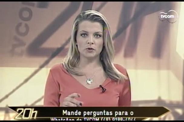 TVCOM 20 Horas - 1ºBloco - 23.02.15