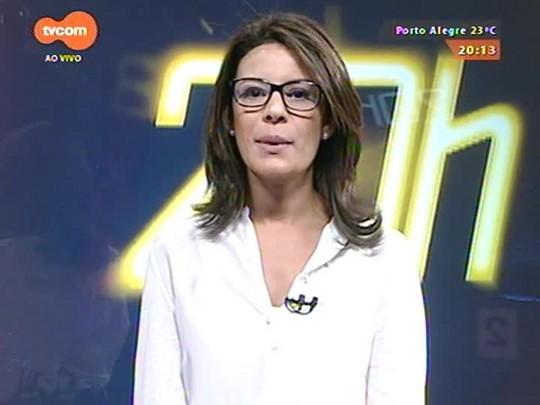 TVCOM 20 Horas - TJ declara que parte da lei que prevê cotas para negros e pardos em concursos públicos é inconstitucional - 14/04/2015