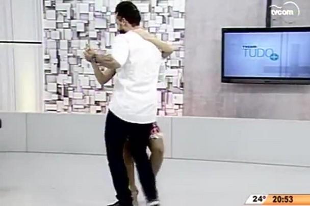 TVCOM Tudo+ - Aula de forró com Luiz Kirinus e banda Cabrobró - 10.04.15