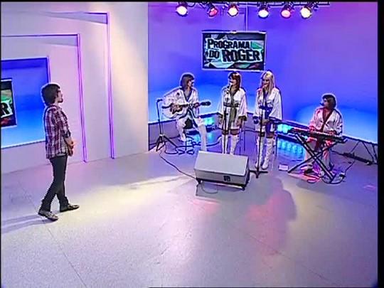 Programa do Roger - The Super Troupers Abba Tribute Show - Bloco 3 - 13/04/15