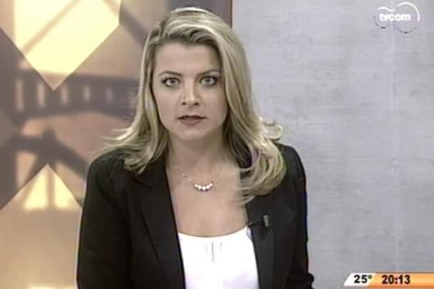 TVCOM 20 Horas - Entrevista com o diretor de Vigilância em Saúde de Florianópolis, Leandro Pereira Garcia - 14.04.15
