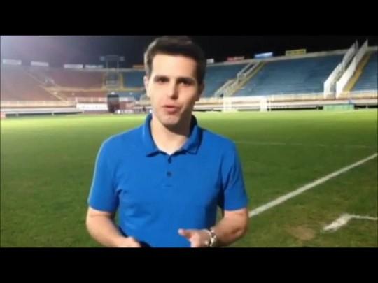 Elton Carvalho comenta sobre o empate entre JEC e Sport