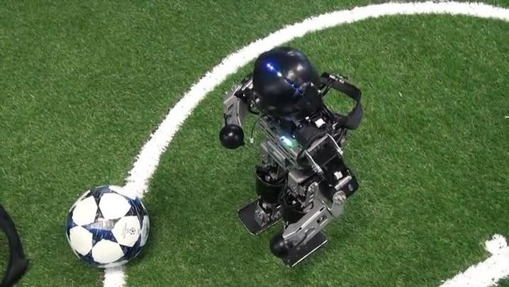 Juarez: o robô criado por alunos da UFSM