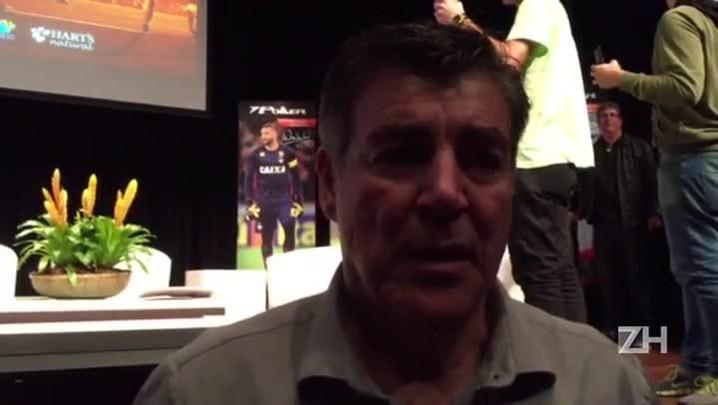 "Zetti analisa Marcelo Grohe e Alisson: \""O mais importante para o goleiro é ter regularidade\"""