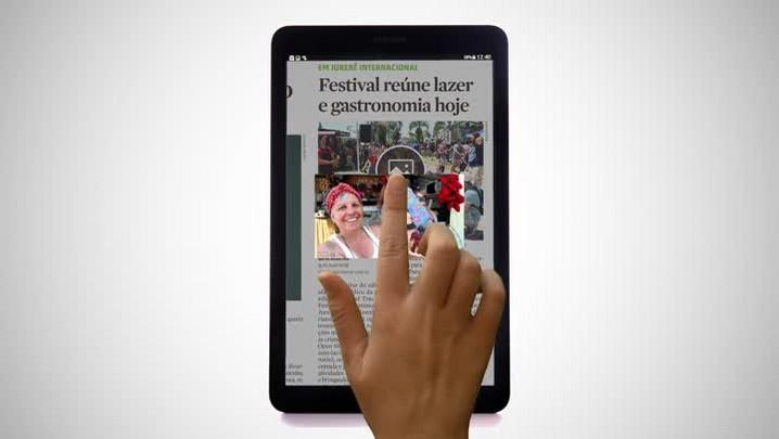 Conheça o aplicativo Jornal Digital