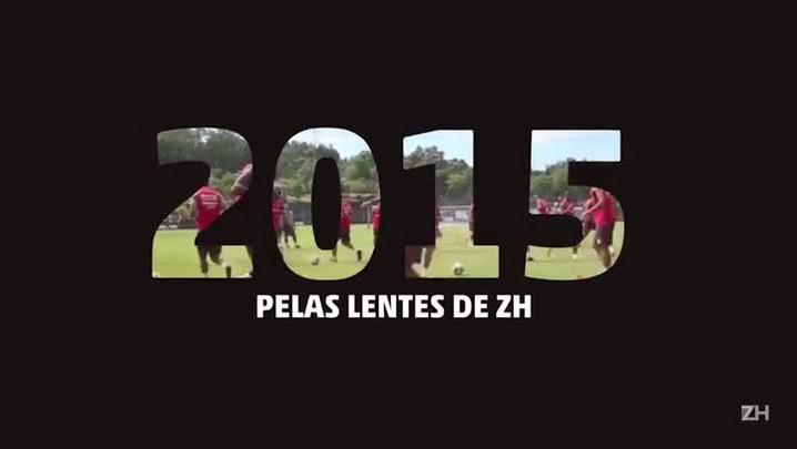 2015 pelas lentes de ZH
