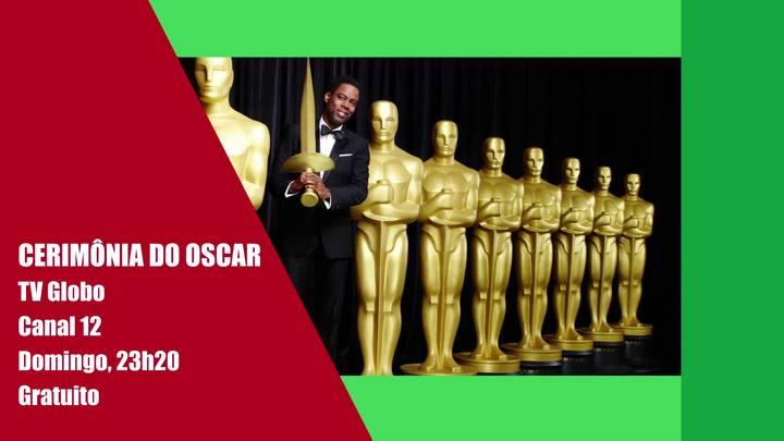 Cerimônia do Oscar e outros destaques culturais do final de semana