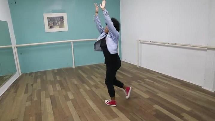 Bailarina do Passo das Pedras busca ajuda para dançar na Bélgica