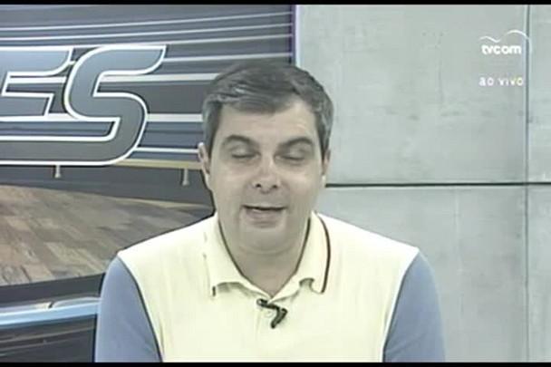 TVCOM Esportes. 3º Bloco. 07.04.16