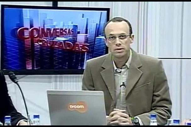 TVCOM Conversas Cruzadas. 2º Bloco. 02.06.16
