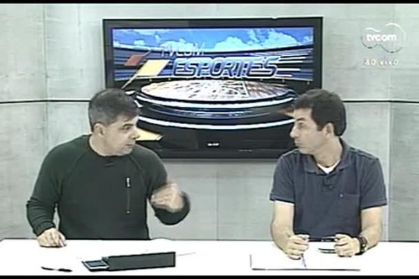 TVCOM Esportes. 3º Bloco. 02.09.16