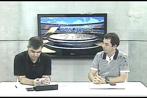 TVCOM Esportes. 4º Bloco. 08.09.16