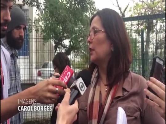 Advogada das manifestantes detidas em protesto diz que flagrante do crime foi forçado