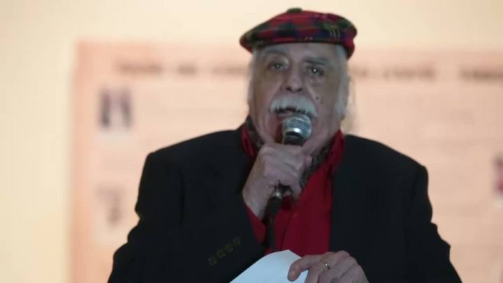 Com presença de Paixão Côrtes, exposição marca os 50 anos do MTG