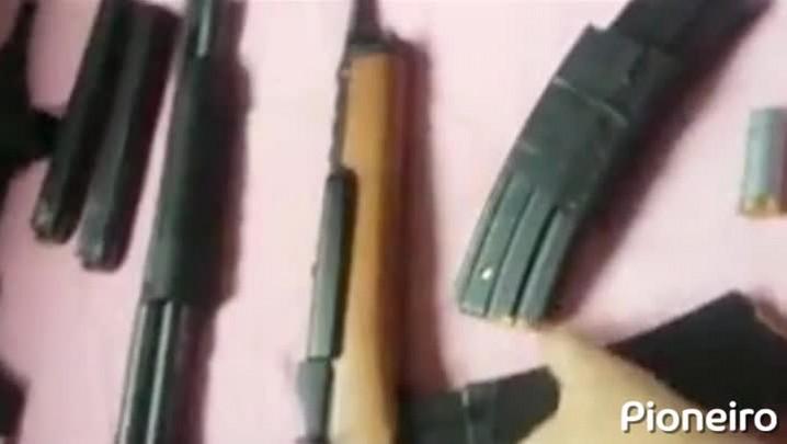 Facção criminosa identifica pela Polícia Civil ostentava armas em redes sociais