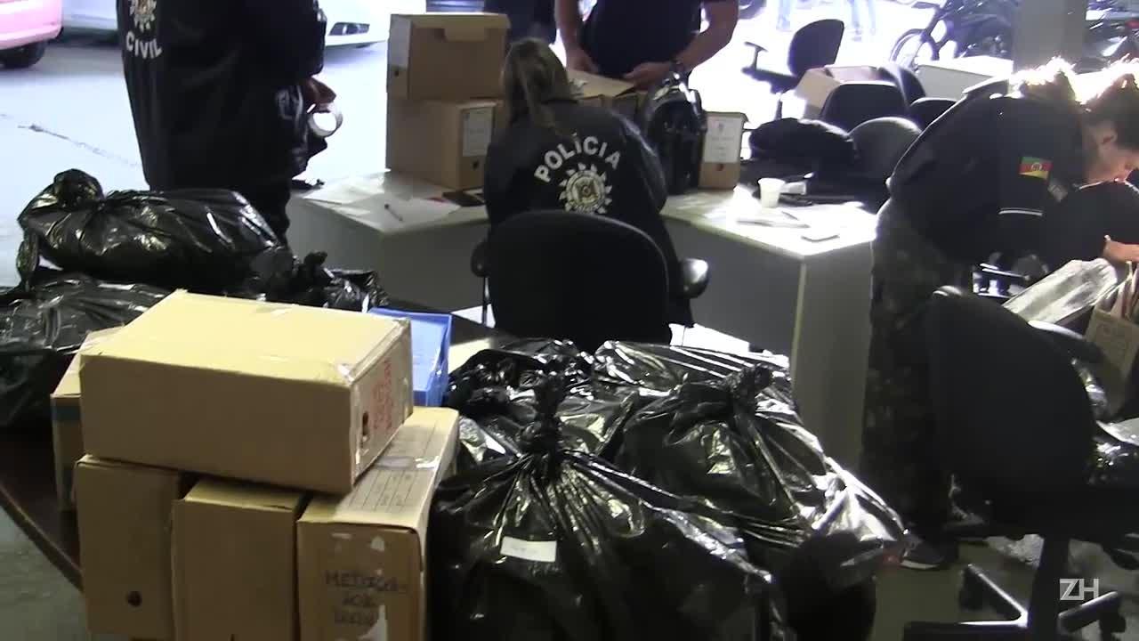 Polícia investiga fraudes e corrupção no DEP