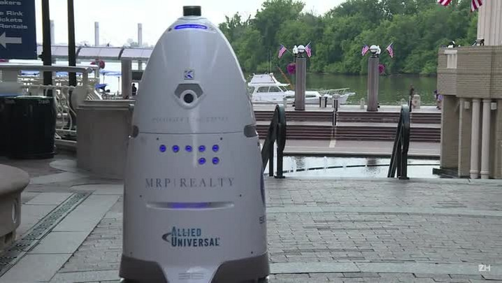 Guardas robôs