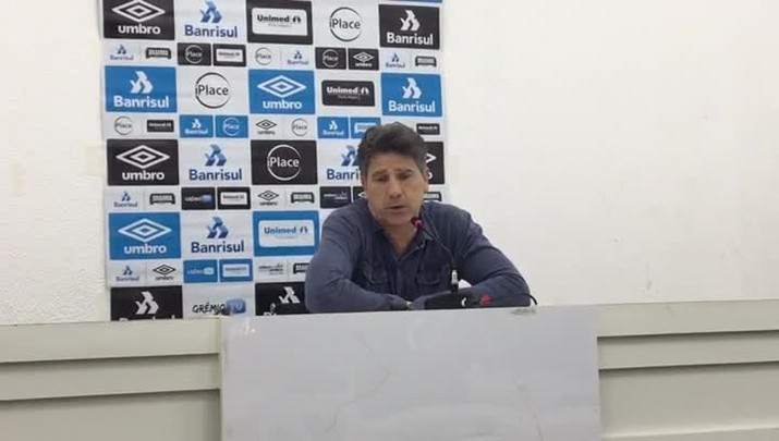 Renato avalia derrota para o Botafogo