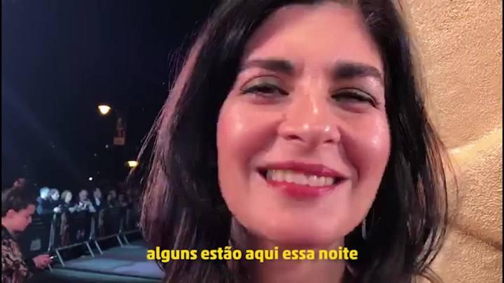 Soledad Villamil recebe Kikito de Cristal no Festival de Cinema de Gramado