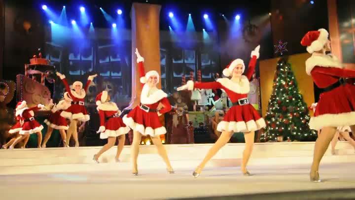 Natal Luz: espetáculo Fantástica Fábrica de Natal