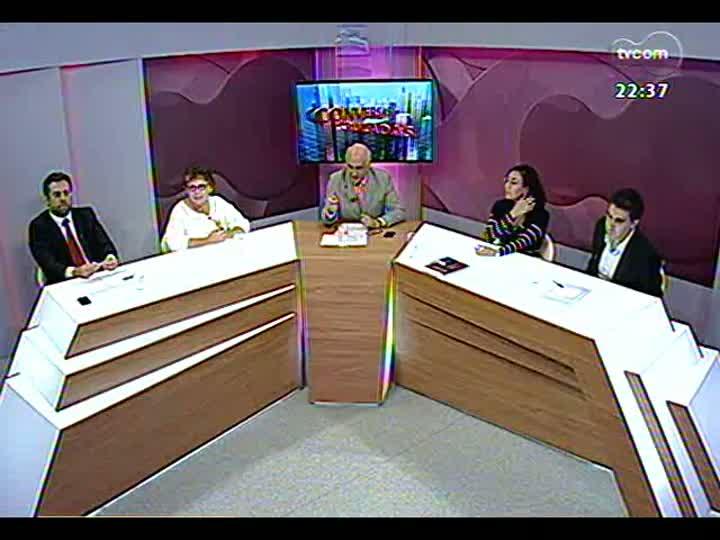 Conversas Cruzadas - Situação política da Venezuela - Bloco 2 - 10/01/2013
