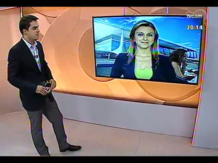 TVCOM 20 Horas - 15/01/2013 - Bloco 2 - Rodovias gaúchas devolvidas à União