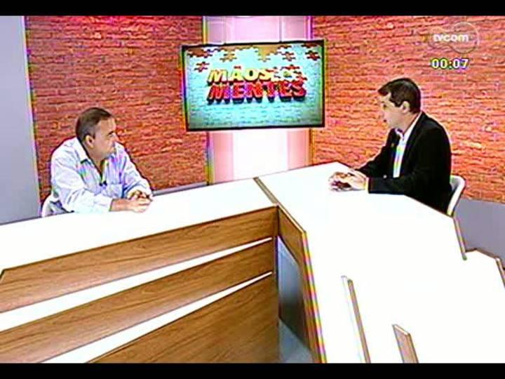 Mãos e Mentes - Presidente da Stara, Gilson Lari Trennepohl - Bloco 4 - 04/02/2013