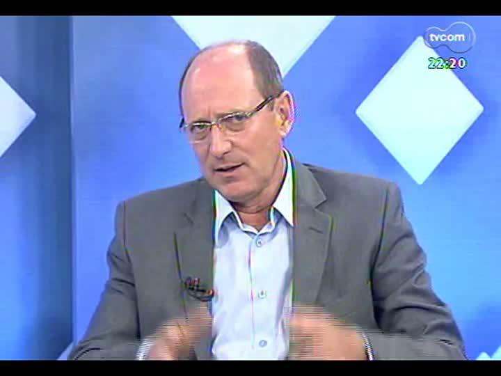 Debate Eleições - Debate com os candidatos da eleição suplementar à prefeitura de NH - Bloco 2 - 25/02/2013