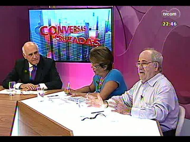 Conversas Cruzadas - Antigos problemas na educação com a volta às aulas - Bloco 2 - 27/02/2013