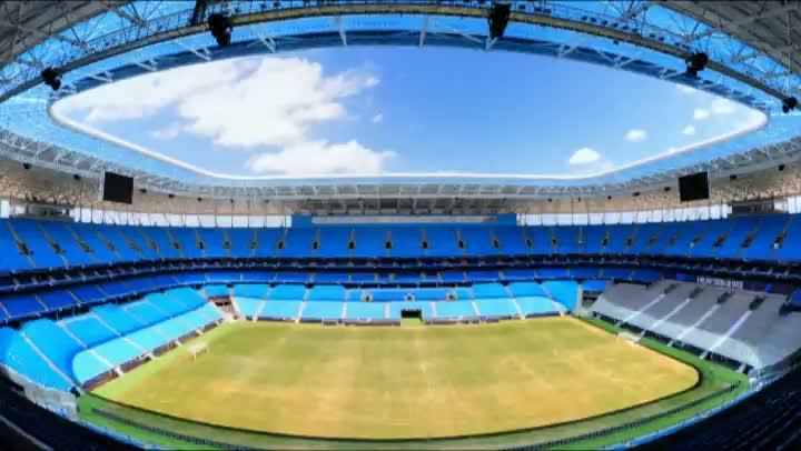 """Paulo Odone: \""""Há um processo de desmonte da imagem da Arena e do Grêmio\"""""""