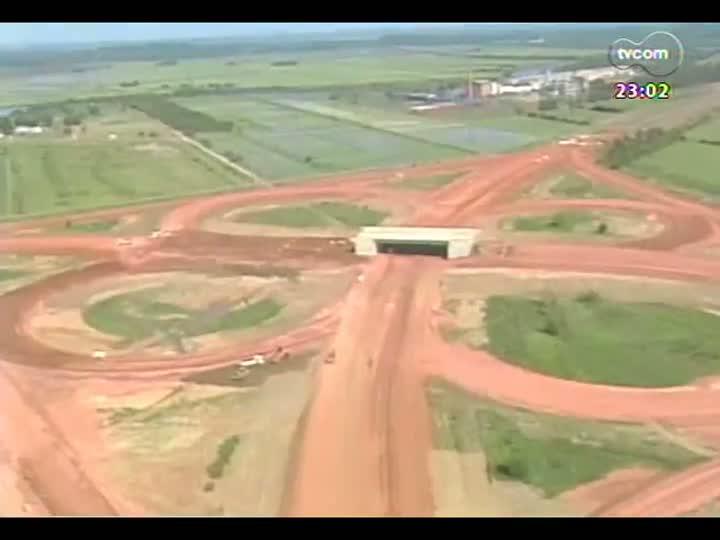 Conversas Cruzadas - Gargalos rodoviários da Região Metropolitana, a esperança na BR-448 e a situação da RS-010 - Bloco 4 - 30/05/2013