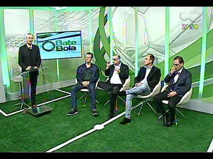 Bate Bola - Desempenho da dupla Gre-Nal no Brasileirão e jogo do Brasil no Maracanã - Bloco 3 - 02/06/2013