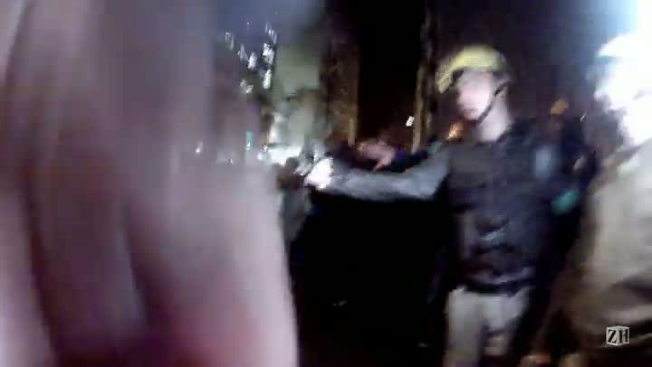 Após confusão, BM e manifestantes entram em confronto no Centro