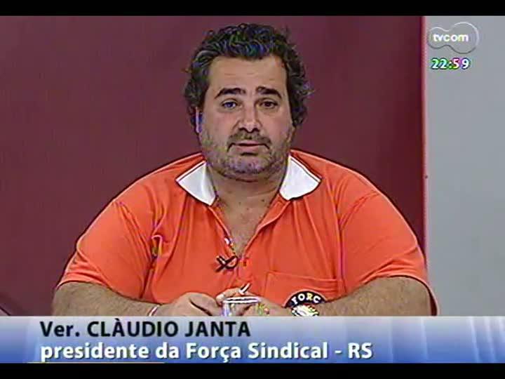 Conversas Cruzadas - Centrais sindicais debatem as reivindicações da greve geral - Bloco 3 - 11/07/2013