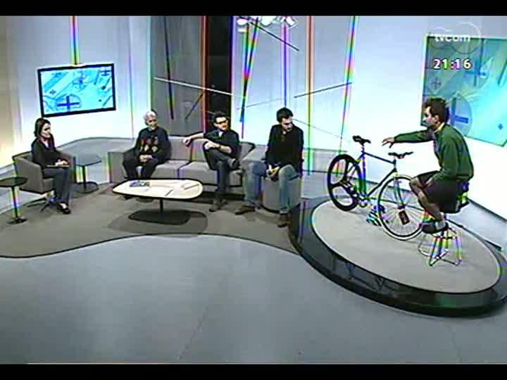 TVCOM Tudo Mais - Segue o papo sobre mobilidade com a presença especial do ciclista Eduardo Macedo