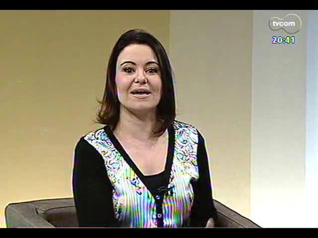 TVCOM Tudo Mais - Tudo Mais Casa: Veja dicas para decorar alugado. E ainda: Eleone Prestes fala do Casa&Cia 2013