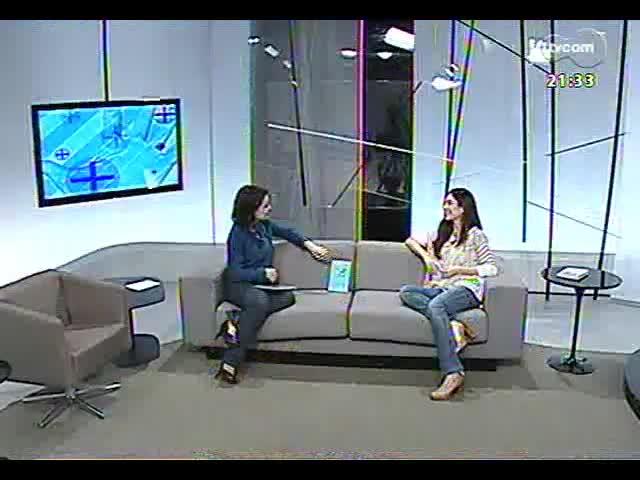 TVCOM Tudo Mais - Jornalista e escritora Mariana Kalil fala do novo livro, \'Vida peregrina\'