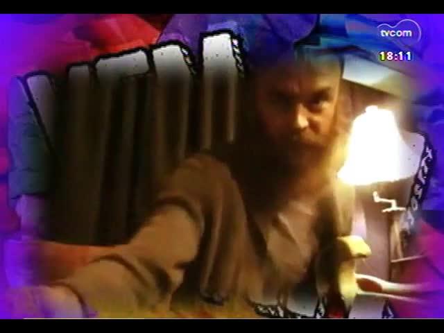 Programa do Roger - Confira o som e o bate-papo com a banda Isidoro Pilsen - bloco 3 - 31/10/2013
