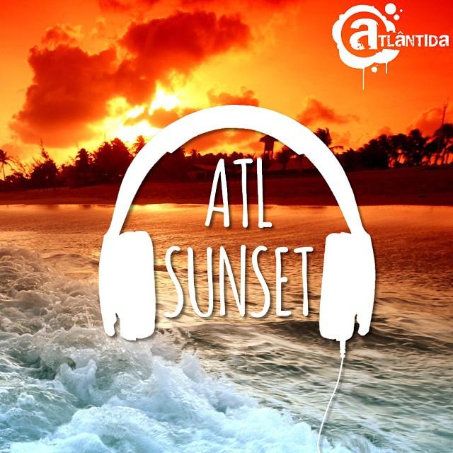 ATL Sunset 29/01/14