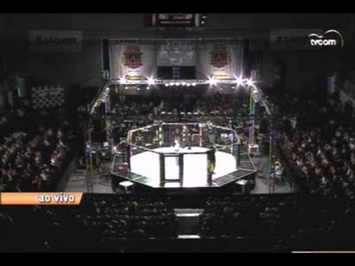 São José Super Fight 2014 - Flávio Queiroz vs. Marcel Adur