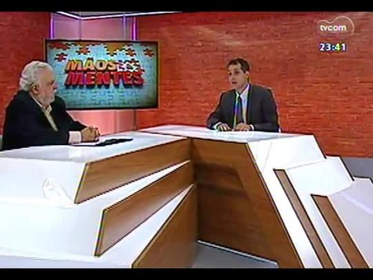 Mãos e Mentes - Especialista em direitos humanos Jair Krischke - Bloco 3 - 01/04/2014