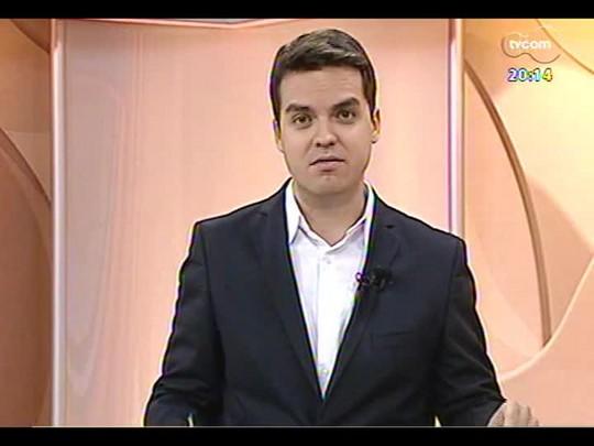 TVCOM 20 Horas - Confusão é causada após prefeito de Caxias sair de férias - Bloco 2 - 10/04/2014