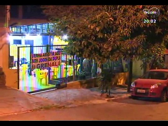 TVCOM 20 Horas - A cada 3 dias uma pessoa morre no RS vítima de um assalto seguido de morte - Bloco 1 - 02/05/2014